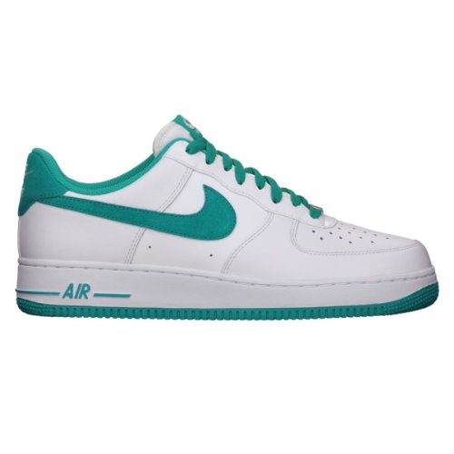 nike air forces white low top - 2