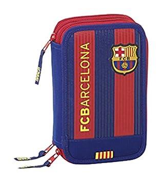 Amazon.com: F.C. Equipo Barcelona 1a. Estuche escolar ...