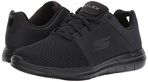 gris Skechers Char 54014 Sneaker Homme Noir 6XXTqrn