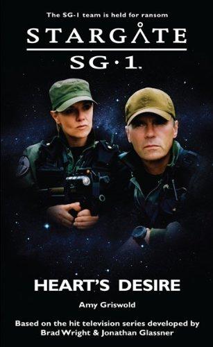 Books : STARGATE SG-1: Hearts Desire