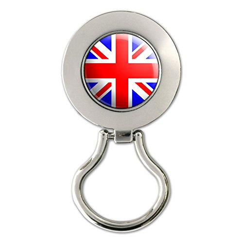 Britain British UK Flag - Country Magnetic Metal Eyeglass Badge - Eyeglasses Uk