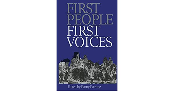 First Voices First People