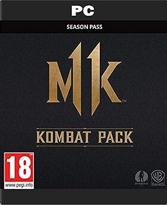 Mortal Kombat 11 Kombat Pack - Kombat Pack DLC | PC Download