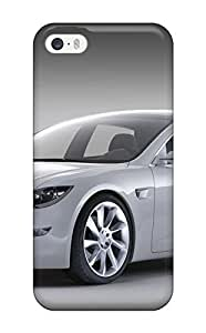 AWU DIYNew Snap-on ZippyDoritEduard Skin Case Cover Compatible With Iphone 5/5s- Tesla