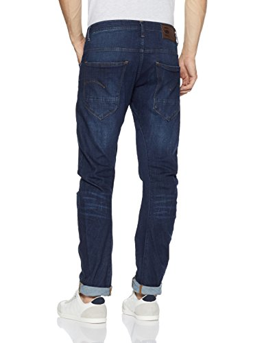 Blue Men's star dark Aged Jeans G Raw w7FT1OqS1