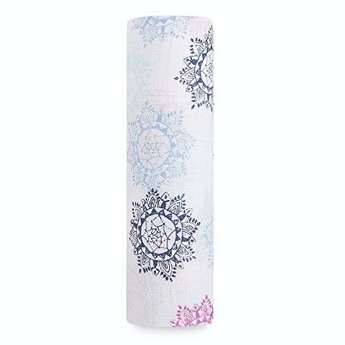 Classic Swaddle Blanket Cotton Medallion product image