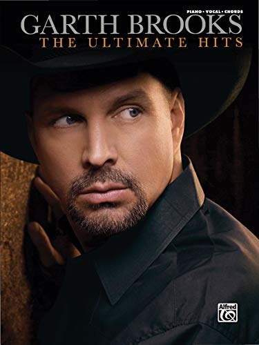 The Garth Brooks -- The Ultimate Hits: Piano/Vocal/Chords