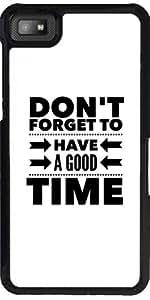 Funda para Blackberry Z10 - Buen Tiempo by wamdesign