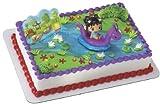 Ni Hao Kai-Lan Dragon Boat Birthday Cake Decorating Kit