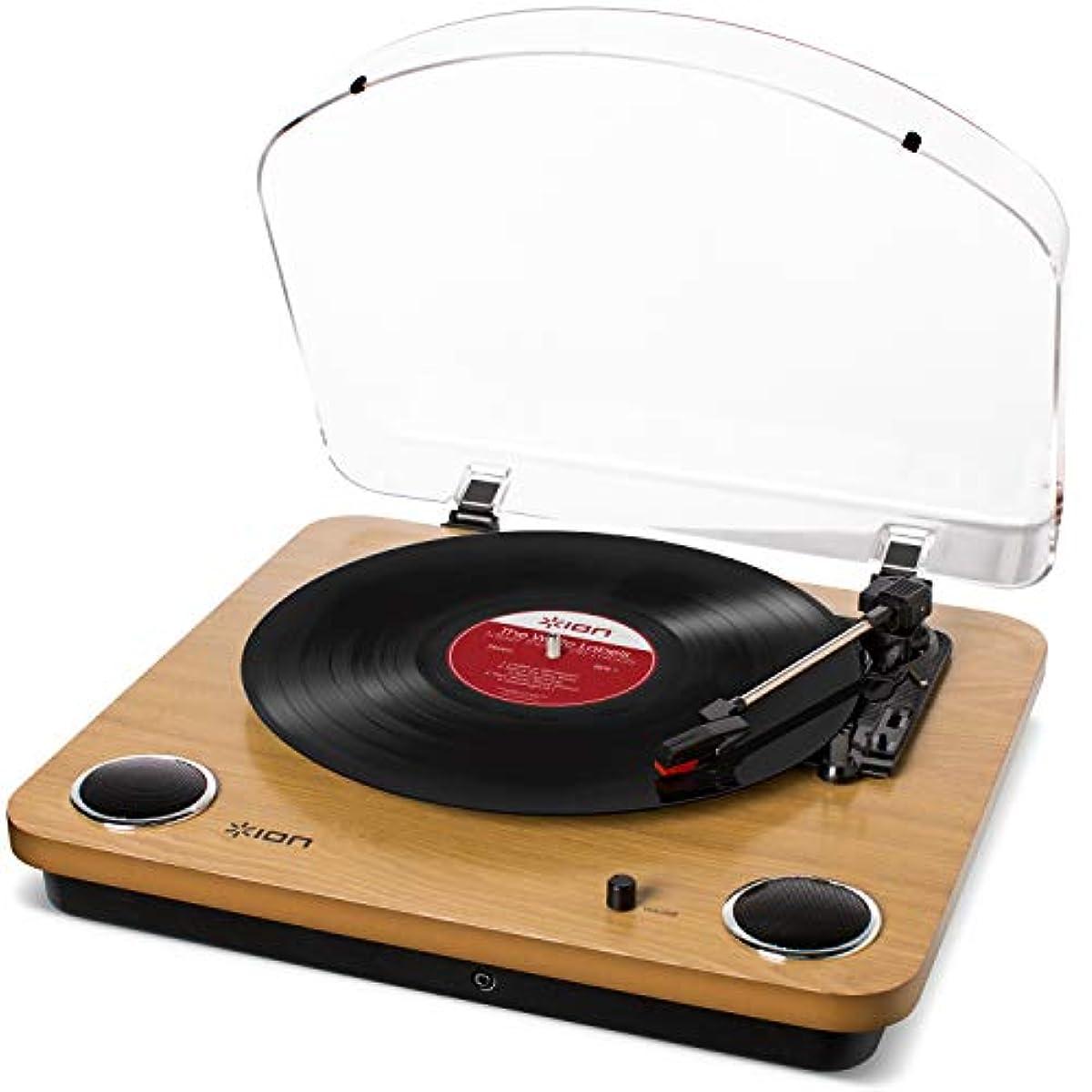[해외] ION Audio MAX LP 레코드 플레이어 (2색상)