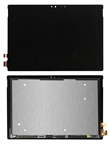 FirstLCD Touch LCD Screen Replacement for Microsoft Surface Pro 4 1724 LTL123YL01 002 digitizer Front Glass LED Display Panel Assembly 12.3 inch