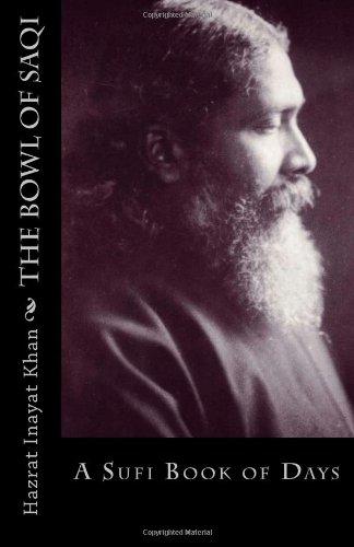 The Bowl of Saqi: A Sufi Book of Days