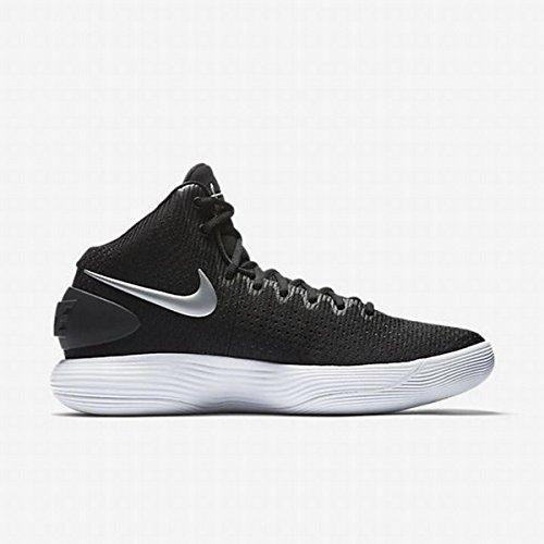Nwb Nike Mens Hyperdunk 2017 Tb Basketbalschoen 897808-001 Zwart Zz 9.5 (1r5)