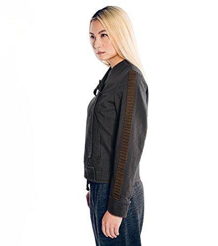 Musterbrand Star Wars Women Cotton Jacket Jyn Grey L