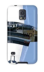 Barbara Anthony Snap On Hard Case Cover Aircraft Protector For Galaxy S5