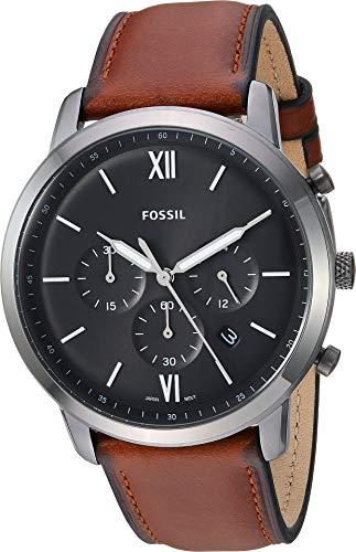 Fossil Men's Neutra Chrono - FS5512 Brown One ()