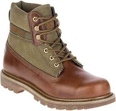 Caterpillar Dark Brown Lace Up Boot For Men, 720905