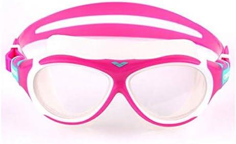 FS Gafas De Natación para Niños (6-14 Años), Gafas Impermeables para Nadar con Lentes Antivaho Y Correa De Silicona
