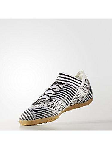 adidas Nemeziz Tango 17.3 In, Zapatillas de Fútbol para Hombre Blanco