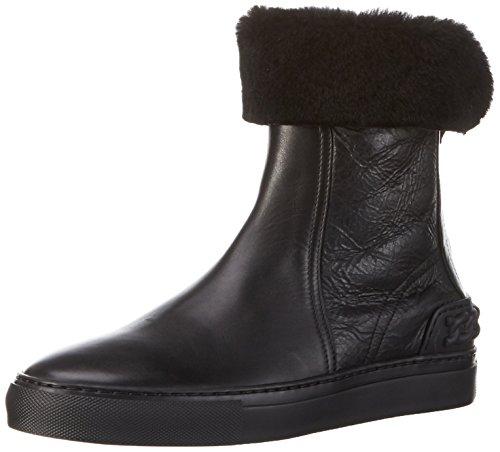Casadei Herren 6x853e020 Boots Schwarz (Nero 000)