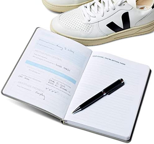 """""""You Are Strong"""" Guided Motivating Fitness + Writing Journal 