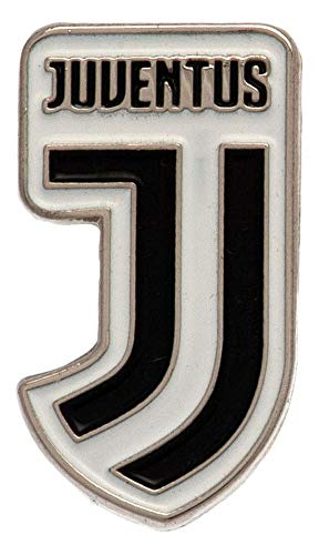 Juventus Football Club Official Enamel Metal Crest Pin Badge Team Logo Italy