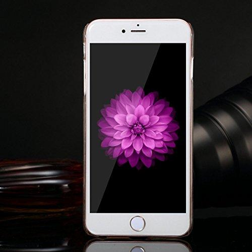 Phone Taschen & Schalen Für iPhone 6 Plus & 6s Plus Diamond verkrustete Sonnenblumen Perle Bell Pattern PC Schutzhülle Back Cover ( SKU : IP6P1210F )