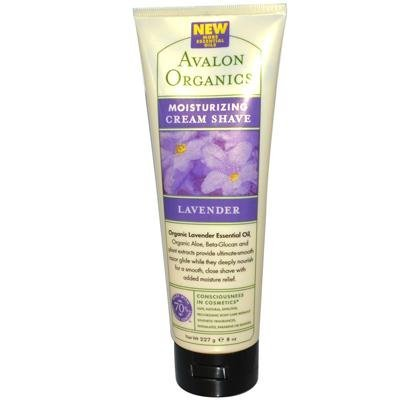 Lavender Cream Shave 8 oz by Avalon