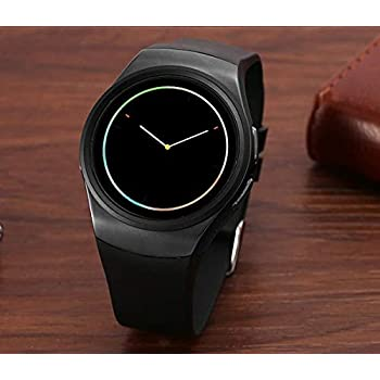 TechComm KW18 Bluetooth and GSM Smart Watch with Call Text Heart Rate