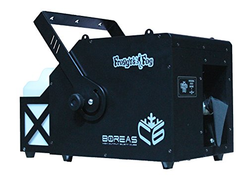 (BOREAS CUBE C6 - HIGH OUTPUT - SUPER SILENT SNOW MACHINE)