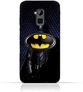 HTC One Max TPU Silicone Protective Case with Batman Design