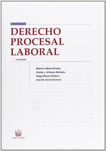 TM  DERECHO PROCESAL LABORAL (10¦ ED 2013): MONICA
