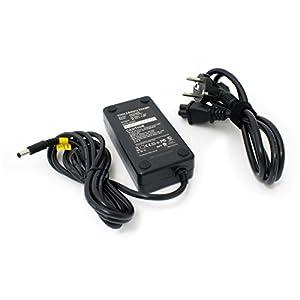 41jiJCwiJfL. SS300 vhbw 220V Alimentatore caricabatteria 52W per e-Bike, pedelec, Bici elettrica batterie con Collegamento Spina Rotonda
