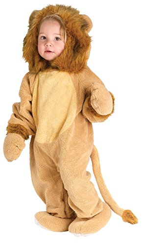 UHC Baby's Cuddly Lion King Outfit Infant Toddler Child Halloween Costume, 6-12M (Cuddly Lion Baby Costume)