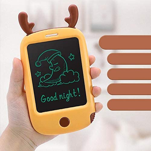 dalinana 4.4 in LCD Writing Tablet Electronic Drawing Board Doodle Board Graphics Tablets