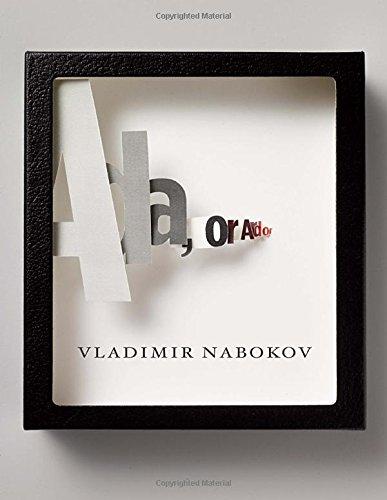 Ada by Vladimir Nabokov