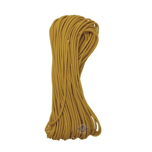 - 5ive Star Gear Paracord, Mustard, 100'