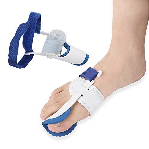 1 Paar Bunion Corrector Große Zehe Nachtschiene Relief Hallux Valgus Fußschmerzen für Frauen Männer HIGGER