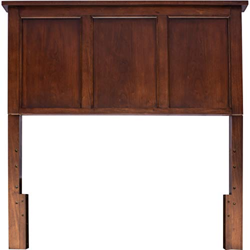 - Timeless Espresso Wooden Twin Headboard and Mounting Hardware. Classic Panel Design Great for Boys or Girls Bed. Traditional Hardwood Bedroom Furniture Attaches to Twin Bedframe. Simple, Solid Design