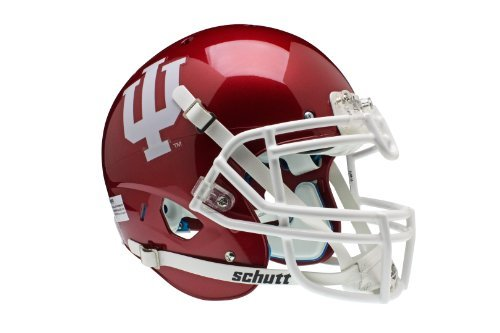 春のコレクション NCAA Indiana Hoosiers Authentic XP Helmet Football Authentic Helmet [並行輸入品] B07K1NHG3C B07K1NHG3C, 花房酒販:1facbe2f --- arianechie.dominiotemporario.com