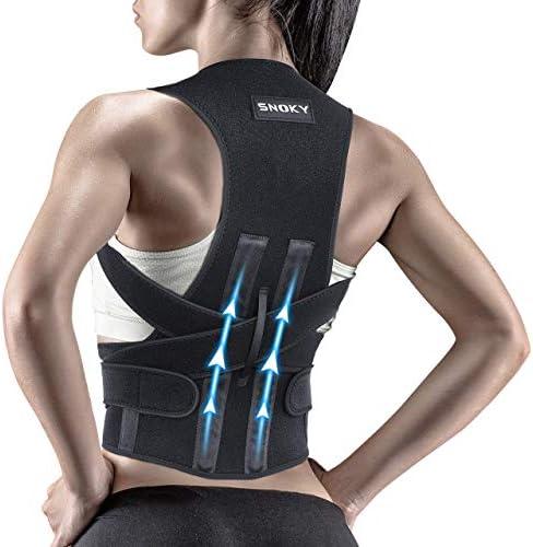 Women Back Brace Support Belt Orthopedic Back Posture Corrector Brace Posture Shoulder Corrector Back Straightener Health Care