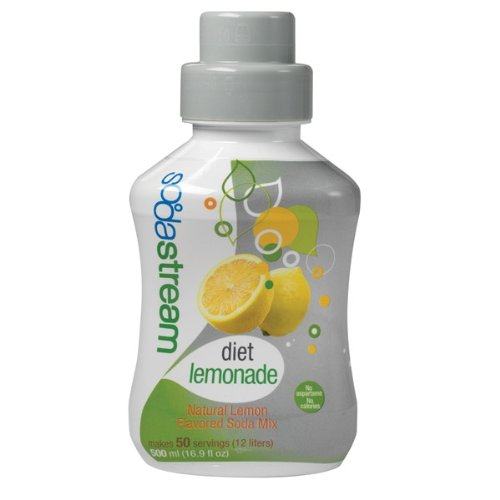 soda stream syrup lemonade - 8