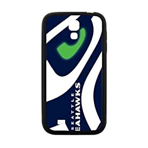 Seattle Seahawks Fahionable And Popular High Quality Back Case Cover For Samsung Galaxy S4
