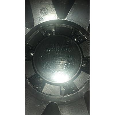 Mayhem Wheels C108040B01 81222090F-1 C108010B C806801-1CAP Gloss Black Center Cap: Automotive