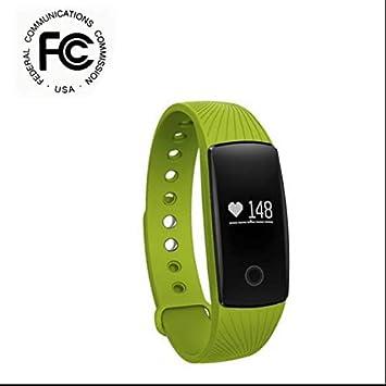 Fitness Tracker Pulso Relojes Fitness pulsera Bluetooth Smart pulsera, Wearable Devices, deportes reloj Sleep