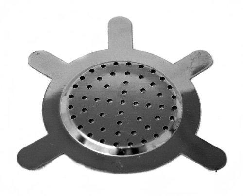 Hookah4sale Accessories Metal Charcoal Screen for Shisha Ceramic Bowl Hookah NAR Guile Pipe