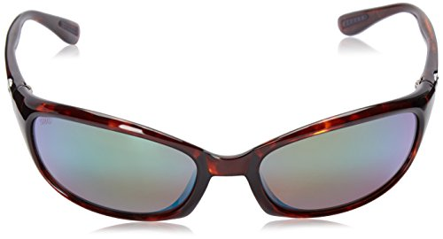 Costa Del Mar Harpoon Polarized Sunglasses Tortoise