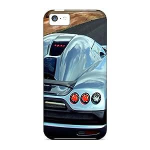 Iphone 5c Case Bumper Tpu Skin Cover For Koenigsegg Ccx Accessories
