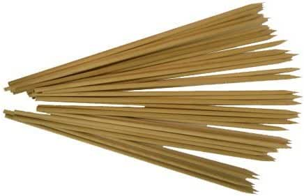 Gold Medal Products 4155 Wood Candy Apple Sticks, 5-1/2