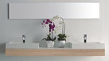 MobilierMoss Belladonna Meuble Salle de Bain Double vasques Design ...